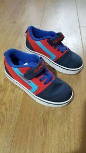Boys Blue / Red Heelys Size 12 EU 31
