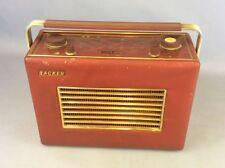 Hacker RP35 Herald LW MW transistor radio. Untested / Retro / Vintage
