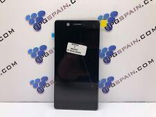 Repuesto pantalla tactil+ lcd  movil nuevo NOKIA 7 color negra envio 24 horaS