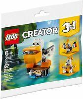 LEGO® CREATOR - 30571 Pelican  - POLYBAG NEU / OVP