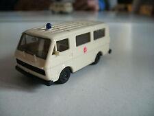 Herpa Volkswagen LT Ambulance in White on 1:87