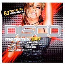 Disco Megamix (2007, MORE) Fedde Le Grand, Michael Gray feat. Shelly Po.. [2 CD]