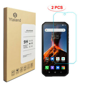 Ytaland 2Pcs Tempered Glass Screen Protector For Blackview BV9900 / BV9900 Pro