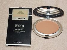 Ultima II Beautiful Nutrient Nourishing SPF 12 GINGER Compact Makeup .32 oz New