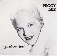 Peggy Lee | CD | Perfect-lee (compilation, 16 tracks, 1952-56/84)