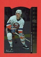 1994-95 Upper Deck SP DIE-CUT insert # SP46 Darius Kasparaitis N.Y. ISLANDERS