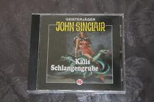 Geisterjäger John Sinclair - 85: Kalis Schlangengrube - 1von2 (Mystery Hörspiel)