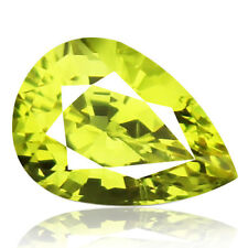 1.49ct 100% Natural earth mined alexandrite family yellowish green chrysoberyl