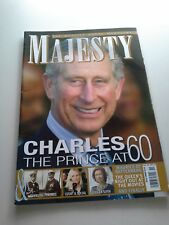 Majesty Magazine Vol 29 #11 November 2008
