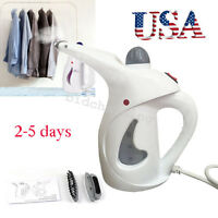USA professional Portable Steamer Fabric Clothes Garment Laundry Steam Iron new