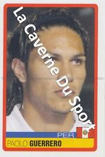 N°097 PAOLO GUERRERO # PERU STICKER PANINI COPA AMERICA VENEZUELA 2007