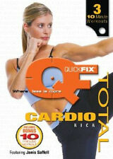 QuickFix - Total Cardio Kick (DVD, 2004) - NEW!!