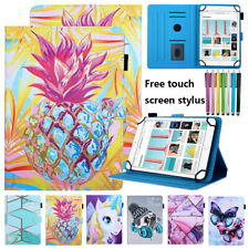 For Universal 7 inch tablet New Smart Magnetic Flip Leather Stand Case Cover