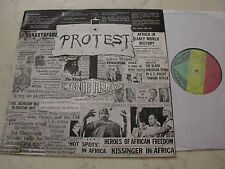 Bunny wailer protestation * Jamaican solomonic production Label *