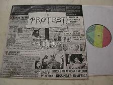 Bunny wailer protestation * Jamaican solomonic production Label *
