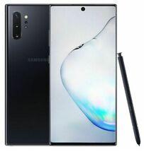 Samsung Galaxy Note10+ 5G SM-N976U 512GB Aura Black AT&T+ GSM Unlocked Very Good