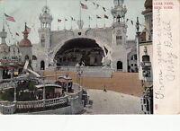 Postcard Luna Park New York NY Nov 12 1906