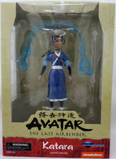 Avatar The Last Airbender 6 Inch Action Figure Select Series 1 Reissue - Katara