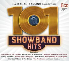 101 Showband Hits - The Ronan Collins Collection - 5 CD Set Released 08/11/2019