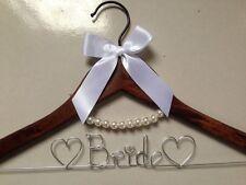 Free Shipping Personalized Wedding Hanger, brides bridesmaid gifts, name hanger