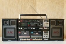 BOOMBOX Panasonic RX-CW200L Vintage Rare Fully Working