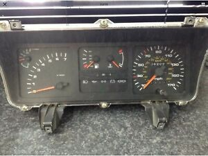 Ford Sierra Cosworth 3dr Rs500 Speedo Clocks Rev Counter Boost Gauge