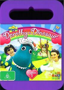389A NEW SEALED DOROTHY THE DINOSAUR DVD Region 4