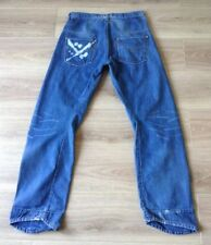 LEVI'S TWISTED / ENGINEERED JEANS SIZE 30 x 32 BLEACHED RED TAB VGC