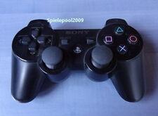 1 original Sony PS3 Dualshock 3 wireless Controller schwarz mit Vibration