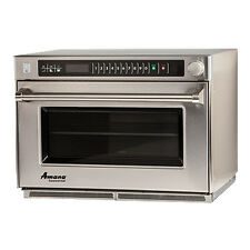 Amana Amso35 Steamer Microwave Oven with Touch Control