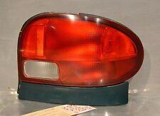 95-01 Geo Metro sedan Pontiac Firely Right Genuine OEM tail light 93 2M2