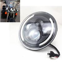 Angel Eye LED H4 H13 Blinker Hauptscheinwerfer Abblend Fernlicht Motorrad Roller