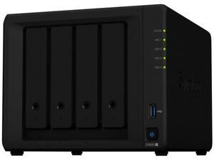 Synology 4 bay NAS DiskStation DS920+ (Diskless)