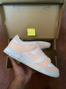 Nike Dunk Low  Move To Zero Pale Coral (W) - UK6.5 - Free Shipping 📦🚚✅