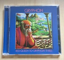 GRYPHON - Red Queen To Gryphon Three (2006 Talking Elephant CD Remaster)