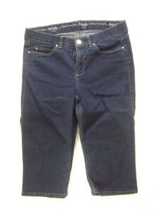 @ Rafaella @ Jeansbermuda Frauen dunkelblau Size XL W33 UK 12 UK 14 NEU