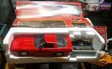 New Bright Battery Op Rc Corvette With Box