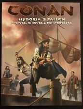 CONAN: HYBORIA'S FALLEN Pirates, Thieves, & Temptresses OGL RPG MGP D20 D&D NEW!