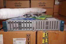 CISCO UCS C260 M2 SERVER 164GB RAM DUAL AC XEON E7-2870 10 CORES 2X 300GB SAS HD