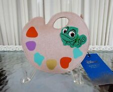 Danielle Nicole Disney Tangled Pascal Makeup Cosmetic Bag Clutch Paint Palette