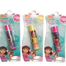 Dora The Explorer lip balm raspberry lemonade Lot of 3