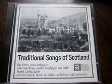 Traditional Songs Of Scotland by Ray Fisher (Musical Heritage Society, 1992)