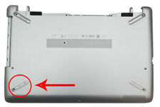HP PAVILION NOTEBOOK 15 SERIES SILVER LAPTOP LOWER BOTTOM BASE COVER 924901-001