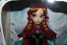 "Disney Store ANNA NORDIC WINTER SNOW GEAR 17"" LIMITED EDITION DOLL FROZEN"