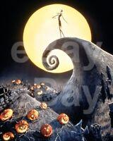 The Nightmare Before Christmas (1993) Tim Burton 10x8 Photo