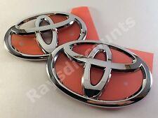 OEM Toyota 13-16 GT86 FT86 FR-S FRS Front & Rear Emblem Badge Scion Genuine JDM