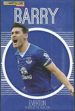 MOTD-POSTER 2016-EVERTON-GARETH BARRY-PLAYER OF THE YEAR