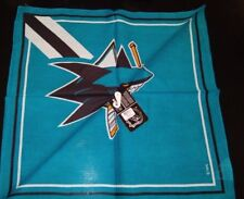 NHL San Jose Sharks Full Color Fandana Bandanna