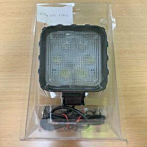 10-49v LED Work Lamp 1000 Lumens Flood Heavy Duty L74.00.LMV