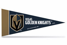 "Vegas Golden Knights NHL, New Mini Pennant 9""x4"" Made in USA ,Banner ,Flag"